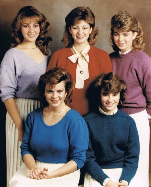 The Griffith Girls, 1984