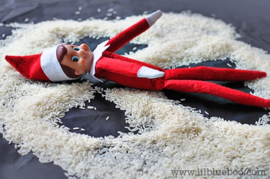 Elf On The Shelf Rice Angels