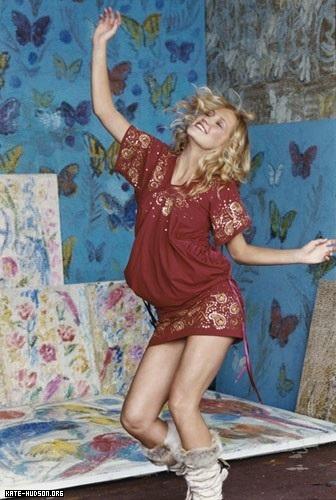 Kate Hudson Dancing