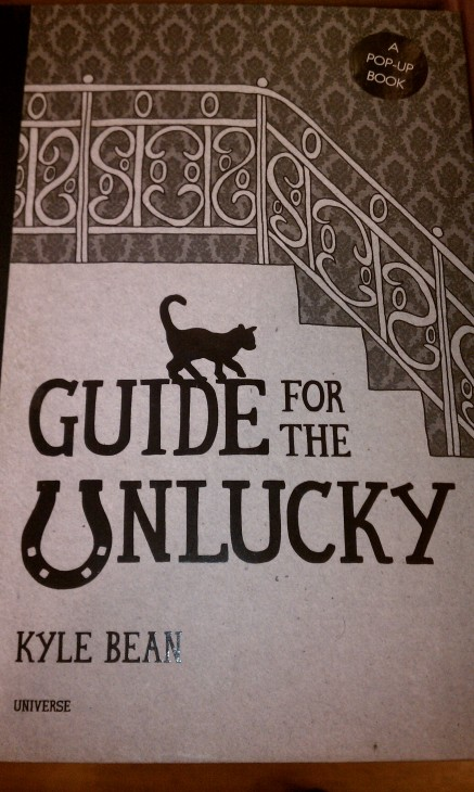 "Photo of ""A Guide For The Unlucky"" - pop-up book"