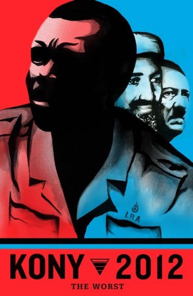 Kony 2012 Poster -