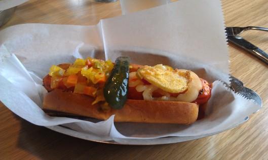 South Chi-Town Hotdog, HD-1 Atlanta Ga