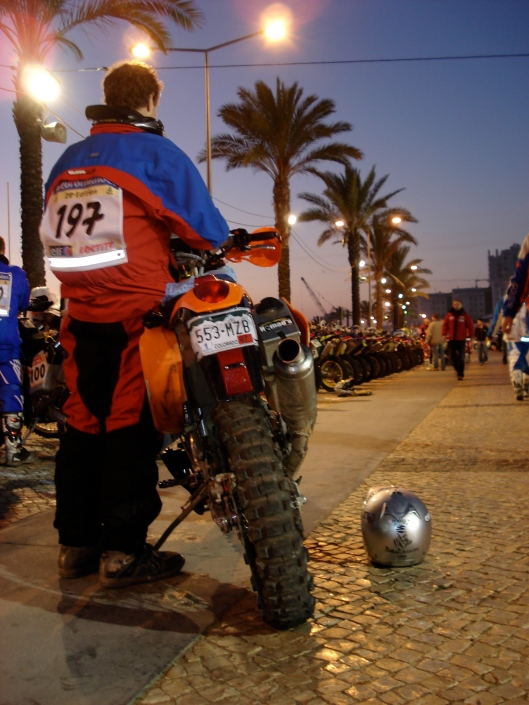 '07 Dakar Rally, Portimao Portugal