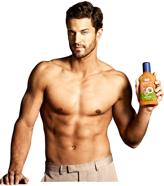 The Zesty Italian Guy is the New Old Spice Guy