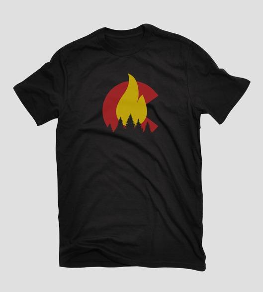Wild Fire Tees.